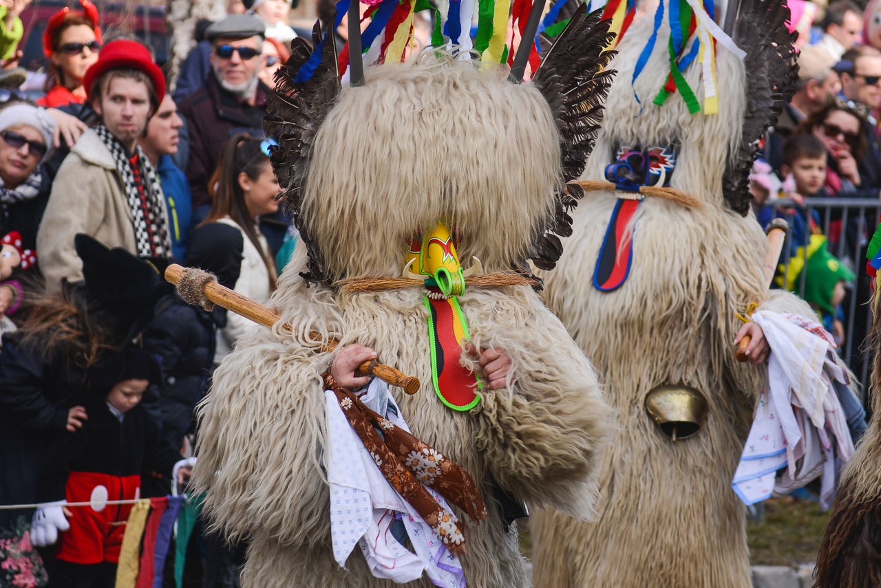 Carnival Carnival Crowds And Details Carnival Mask Carnival Parade Carnival Party Carnival Spirit Carnival Time Celebration Celebration Event Cerknica Crowd Fur Large Group Of People Mask Masks Masquarade Masque Masquerade Outdoors People Performance Pust Slovenia Stage Costume Warm Clothing