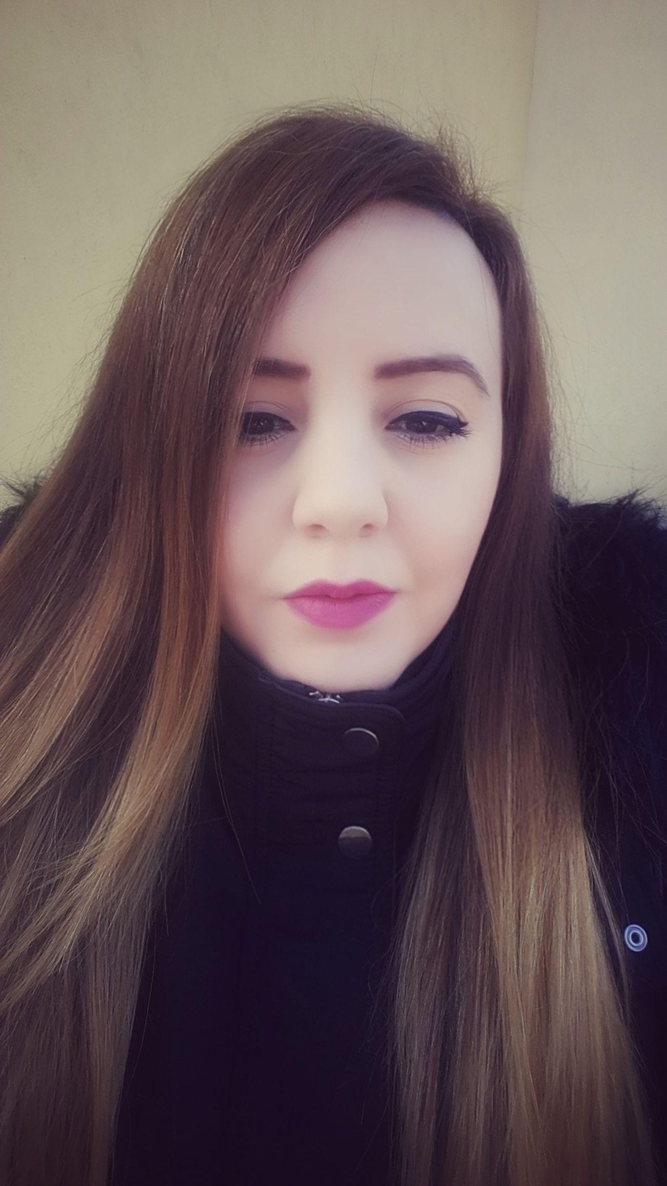 purple😗 Purple Purple Lipstick Pink Lipstick  Beautiful Woman Human Lips Smiling Long Hair Beautiful People Front View Portrait Close-up Only Women The Week On Eyem Nature Women First Eyeem Photo Eyemphotos Beauty In Nature Eyemphotography EyeEm Best Shots Eye Em Nature Lover My Favorite Photo Selfie ✌ Eyeem Market Women Of EyeEm
