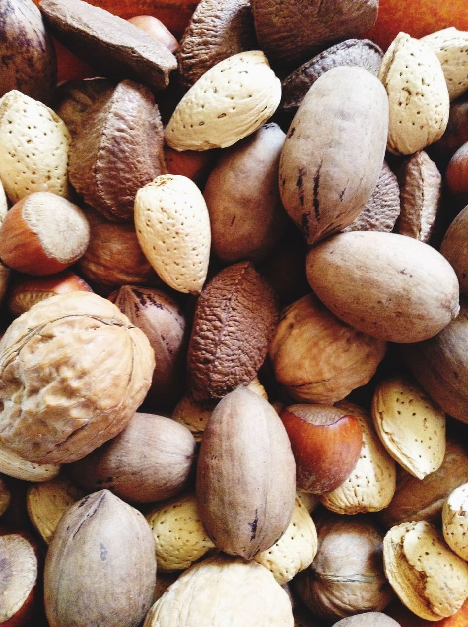 Just For Fun Nutshell Nutritious Walnut Hazelnut Almond Brazil Nut Pecan I Love Fall Autumn Harvest