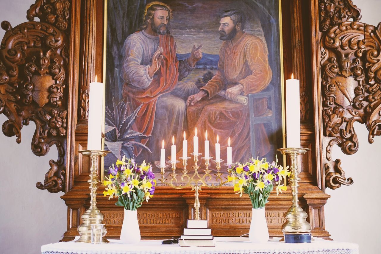Altar Alter Architecture Day Funural Indoors  Jesus Jesus Christ Male Likeness No People Place Of Worship Religion Sculpture Spirituality Statue