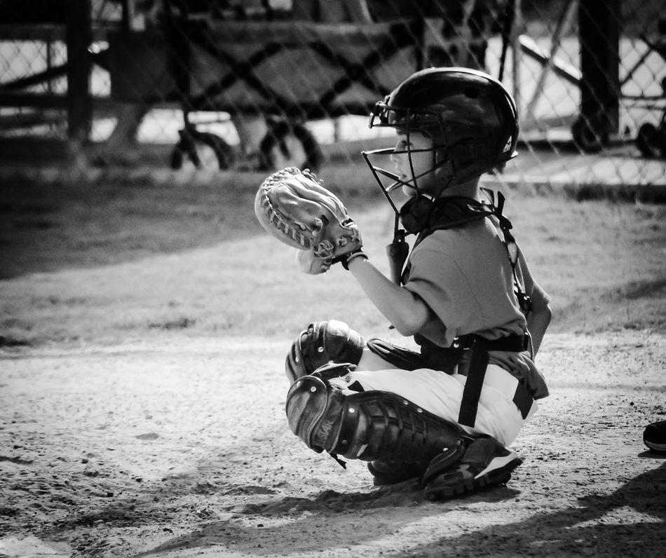 Beautiful stock photos of baseball, Baseball - Sport, Baseball Catcher, Baseball Glove, Boys