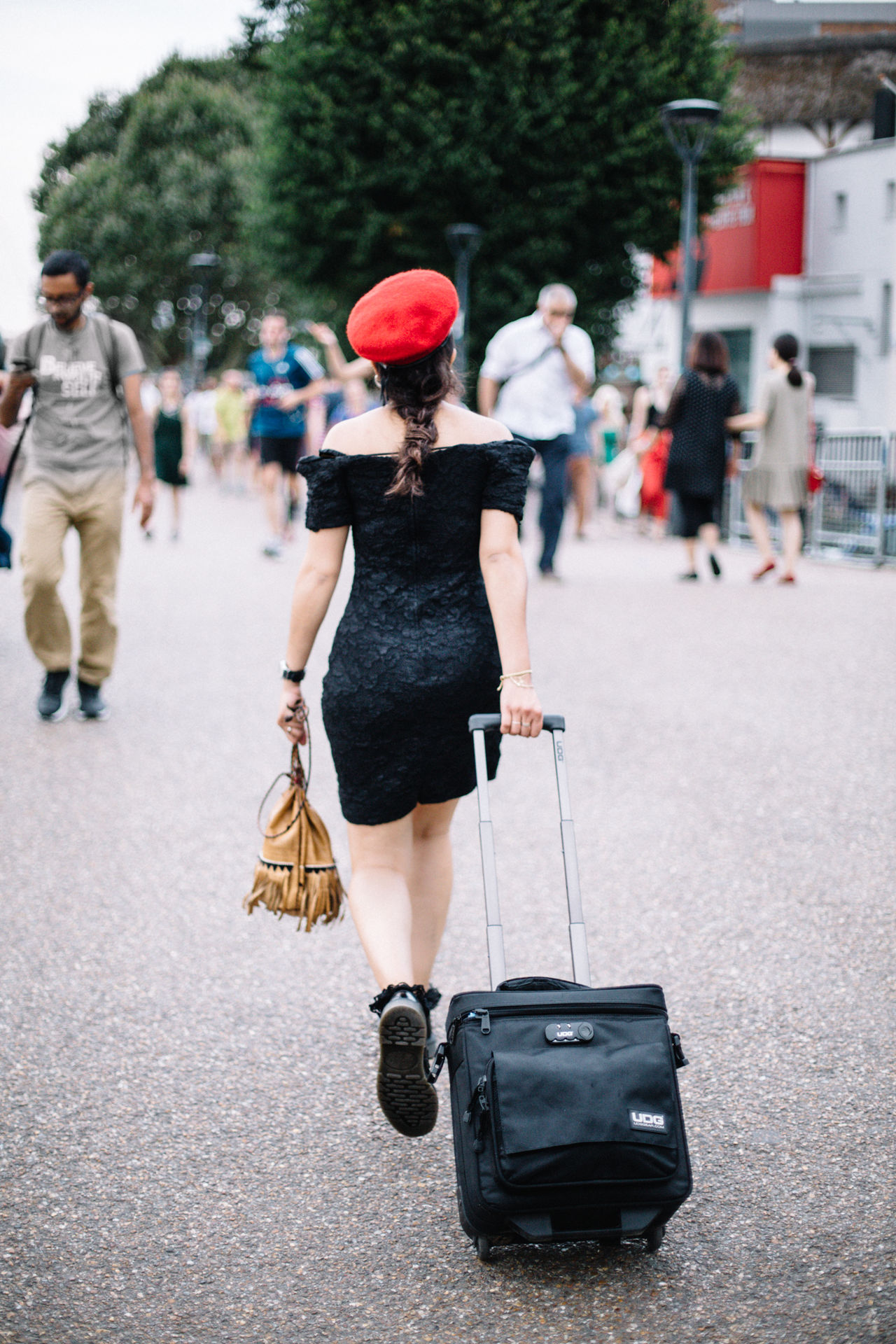 Casual Clothing Day Familiar Strangers... Girl Girl Power Hat Lifestyles London London Lifestyle Outdoors People Redhead Road Sexygirl Strangers On The Street Series The Street Photographer - 2017 EyeEm Awards Women Fem Fatal