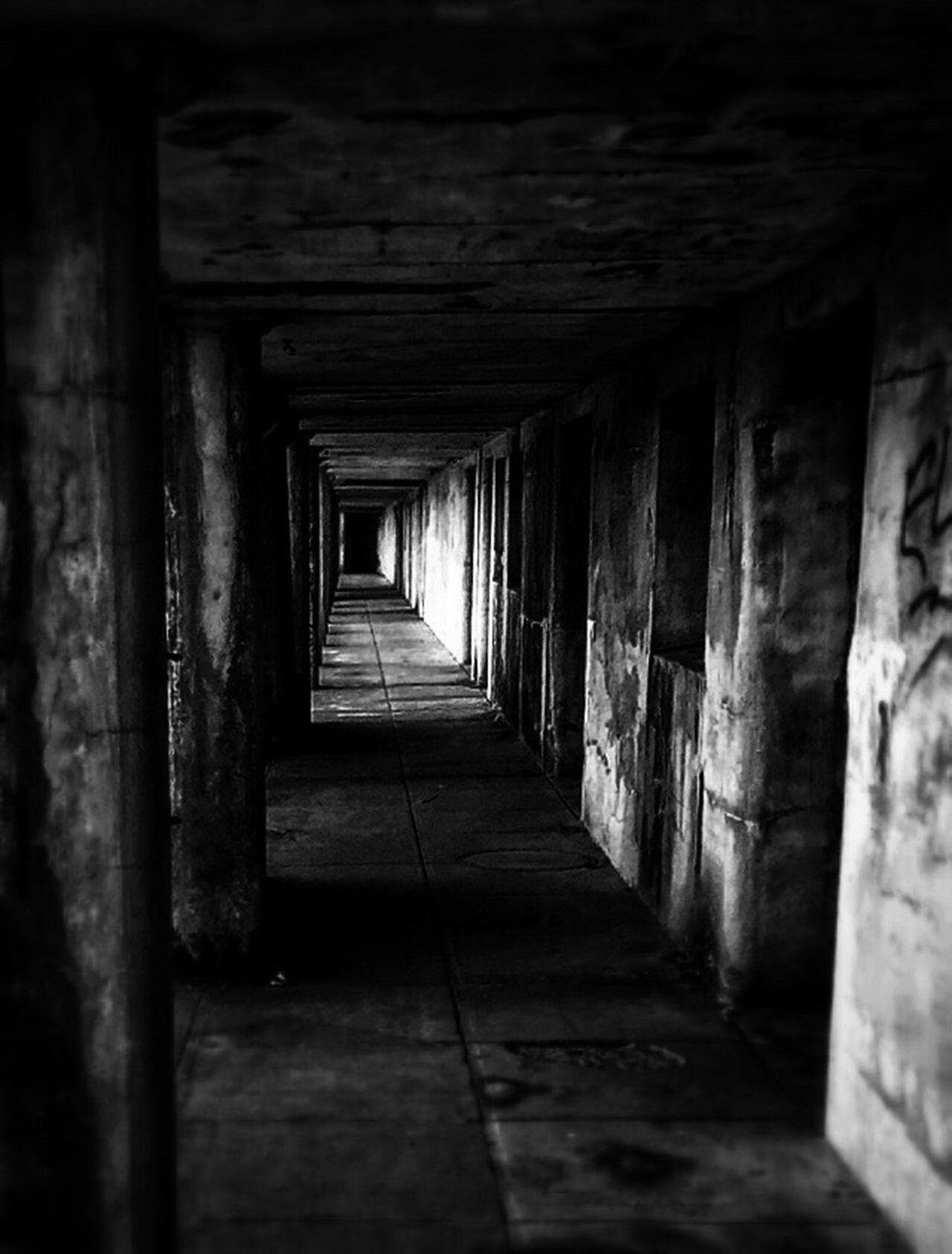 Architecture Passageway Built Structure Passage Backgrounds Layers And Textures Abstractions View Perspective Building Exterior Views Scenics Abandoned Places Abandoned Abandoned Buildings