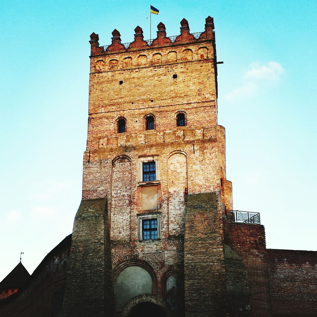 Lubart's Castle