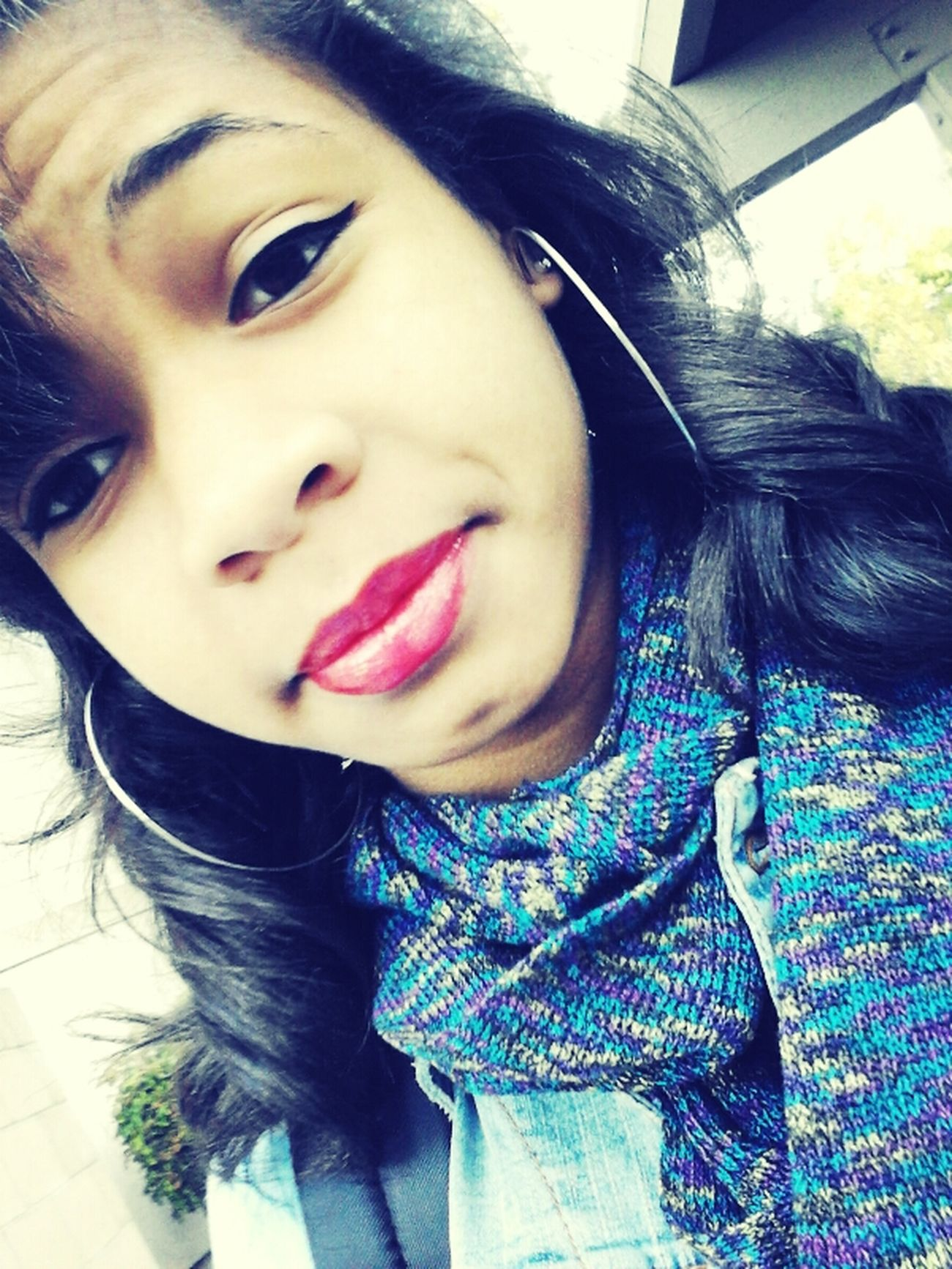 Omw To School(: