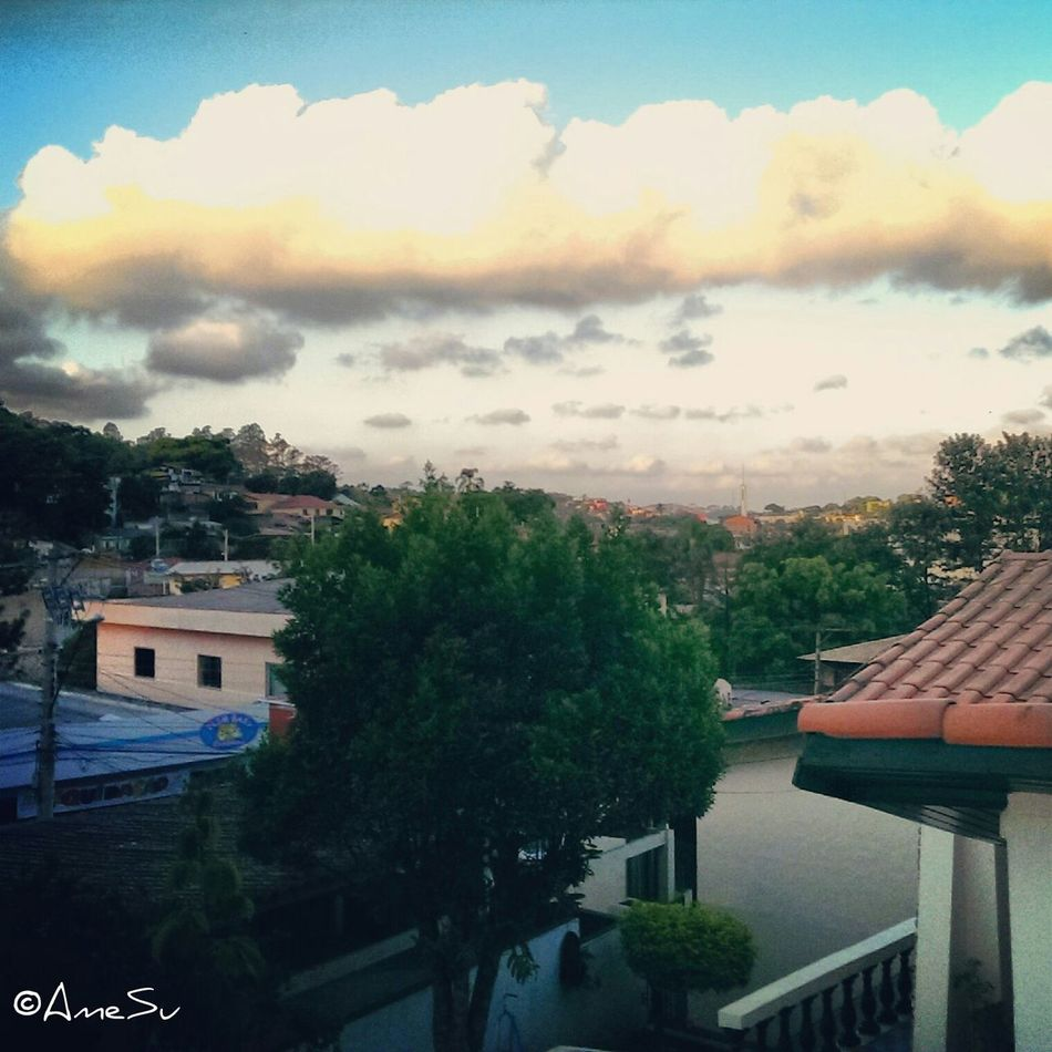 My View From Work Relaxing Hello World Embu Embu Das Artes First Eyeem Photo