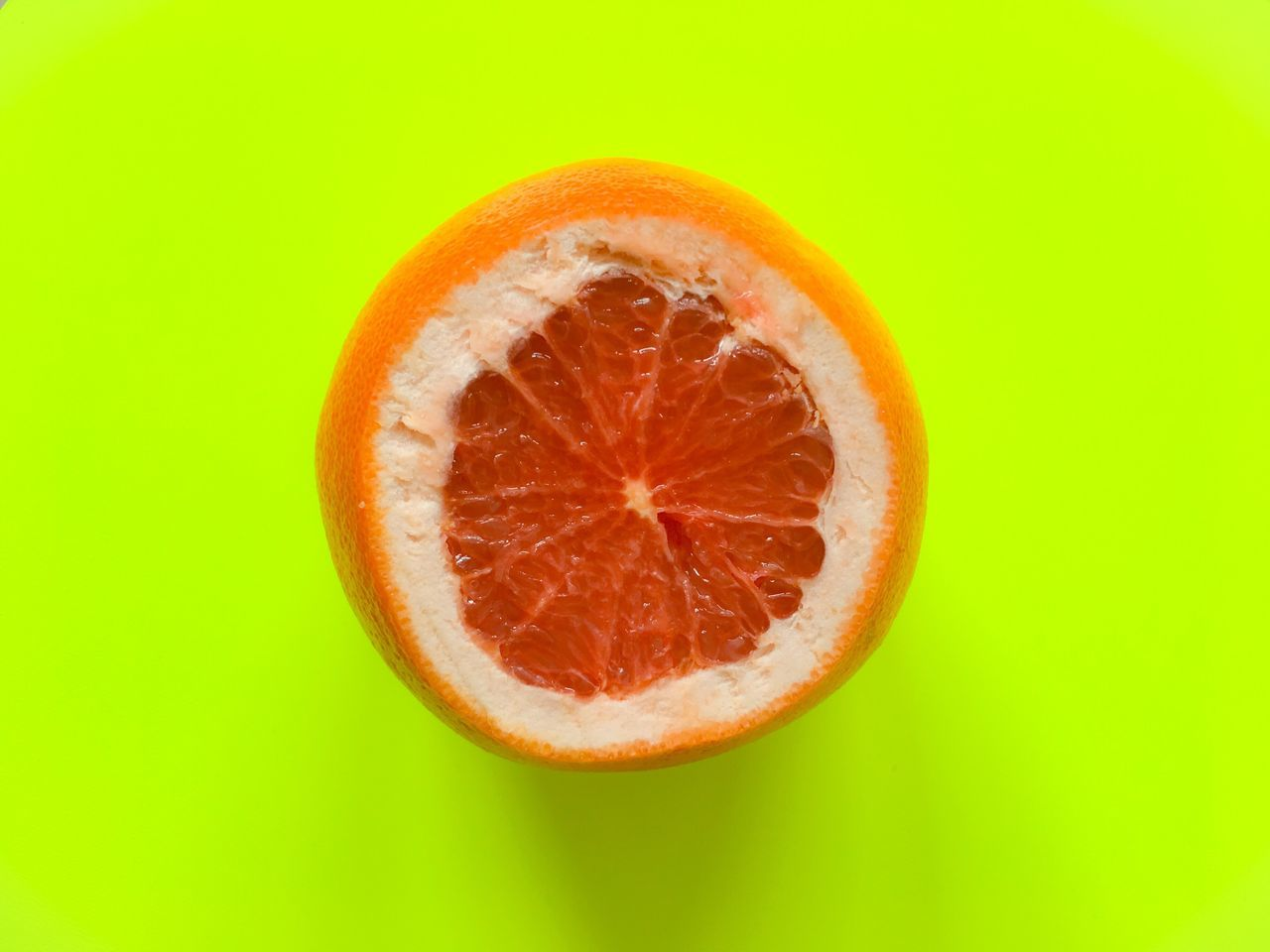 Fruitpower... Freshness Fruit Healthy Eating Close-up Citrus Fruit SLICE Single Object Food And Drink Food Orange - Fruit No People Juicy Studio Shot Cross Section Nature Blood Orange Getting Inspired Eyeem Market Exceptional Photographs Neon