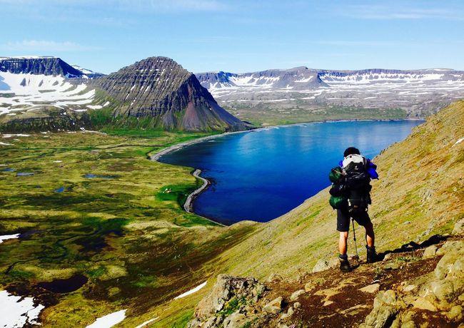 Breath taking... Iceland Westfjords Hornstrandir Hiking Landscape Landscape_Collection Landscape #Nature #photography Landscape_photography Tenting Adventure Adventures Breathtaking The Great Outdoors - 2016 EyeEm Awards Fresh On Eyeem