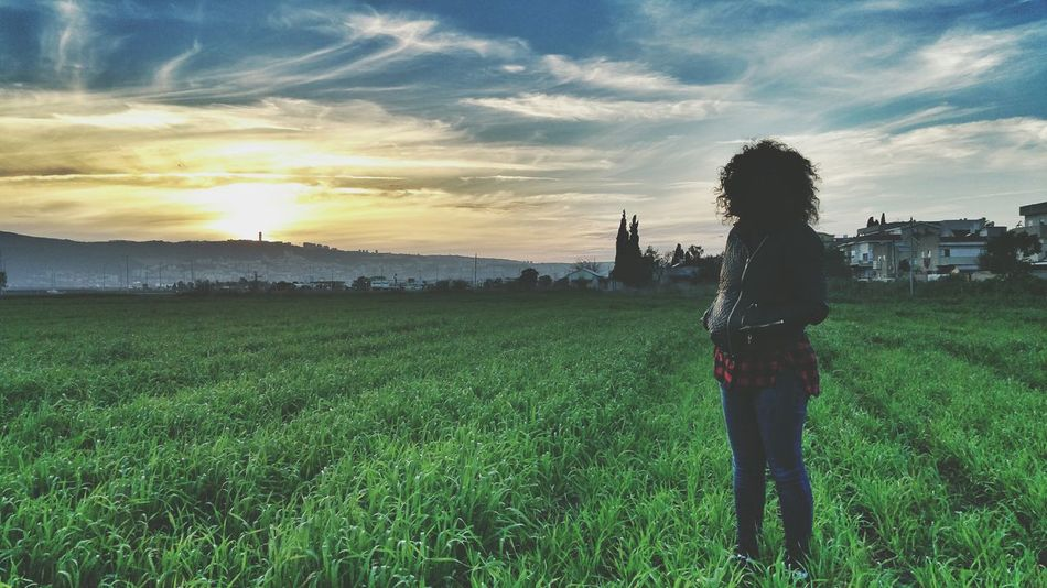 Beautiful stock photos of green, Beauty In Nature, Casual Clothing, Cloud - Sky, Cloudy