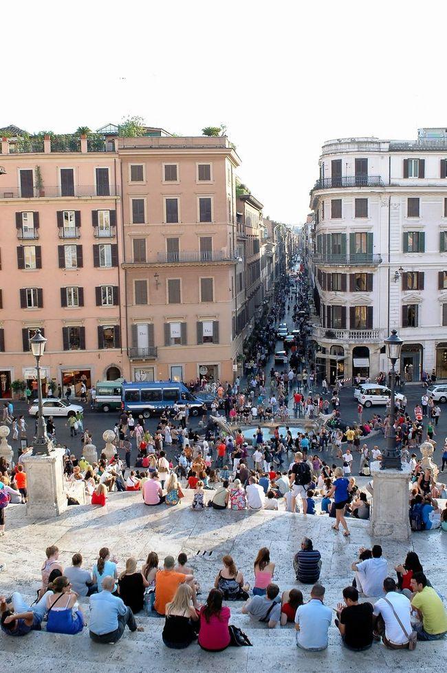 090710 Church Fountain Fountain_collection Galpay Italy❤️ Roma Rome Sculpture
