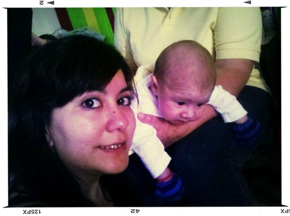 Con Mi Sobrinito Jason :D