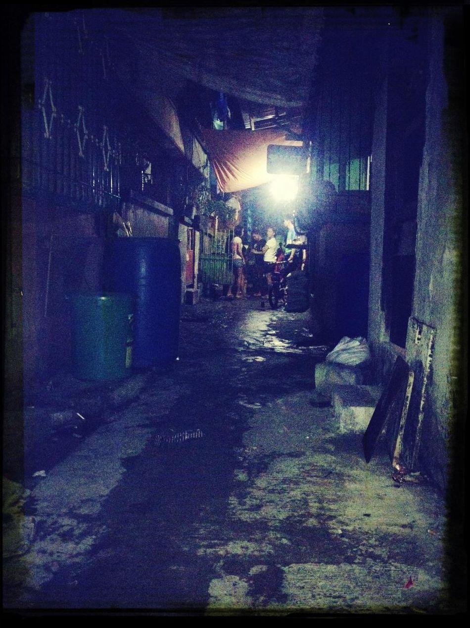 Liwanag sa Kuko ng Maynila... Jambien