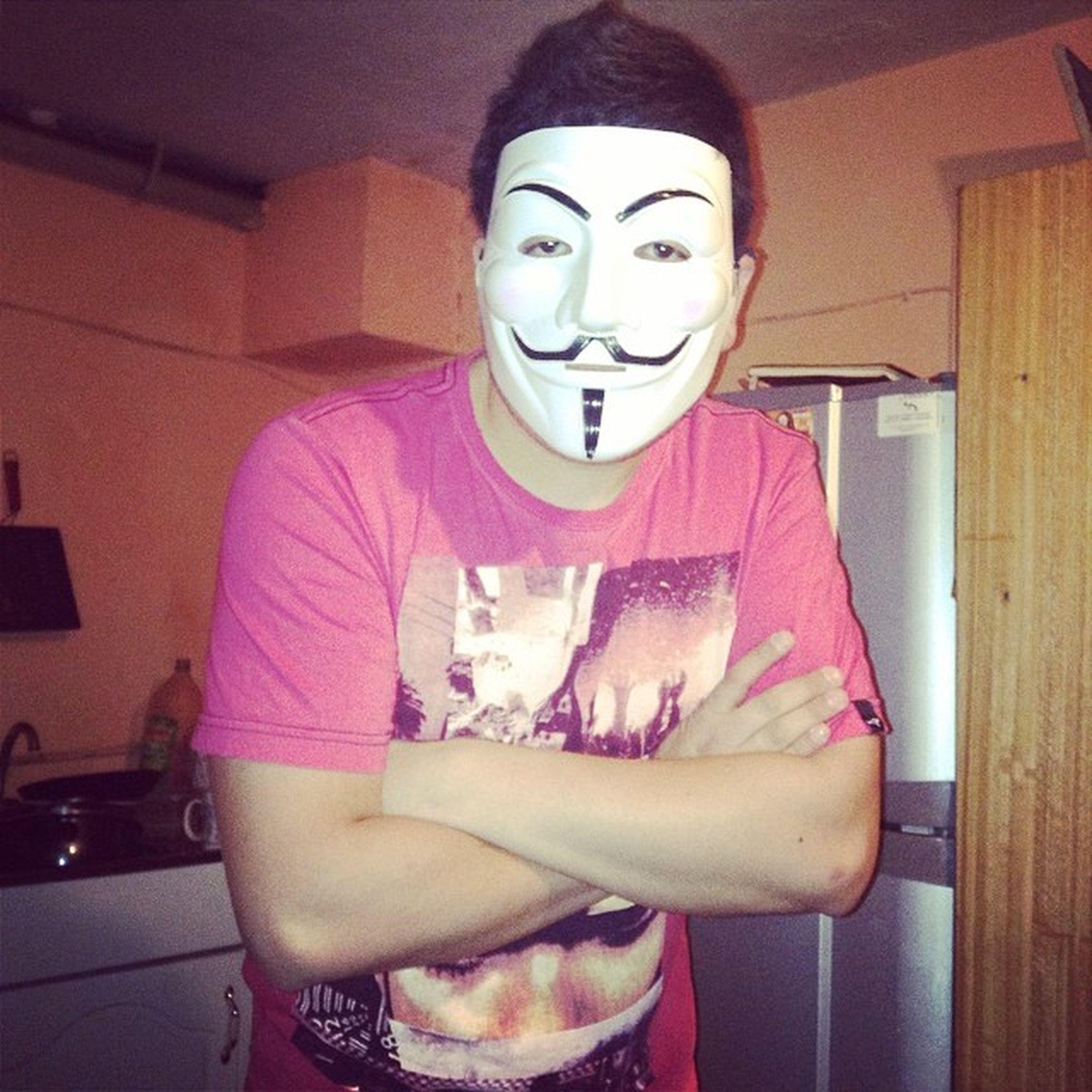 Anonymus FaceWhite