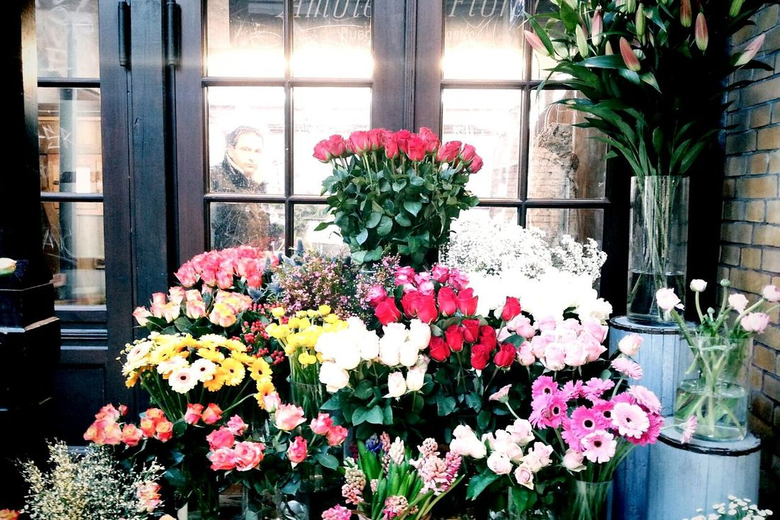 The Places I've Been Today Blumen Valentine's Day  Flowers People Watching FromwhereistandFinding The Next Vivian Maier I'm Sort Of A Spy