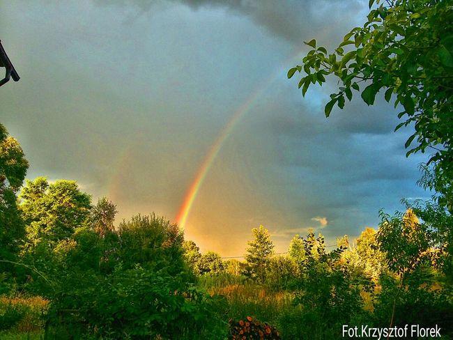 Nature Sky Colours Hdr Edit
