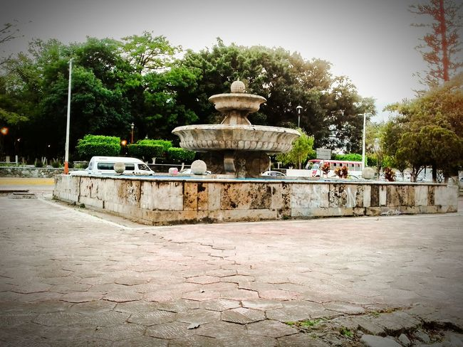 Alameda Tepic Nayarit El La Calle Ruitinas