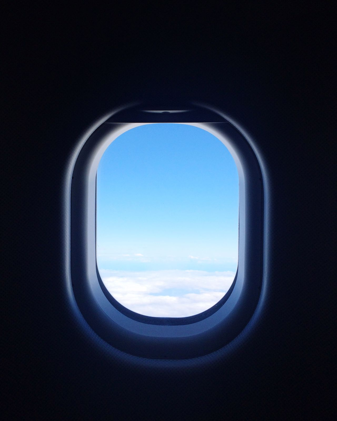 Beautiful stock photos of airplane, window, transportation, sky
