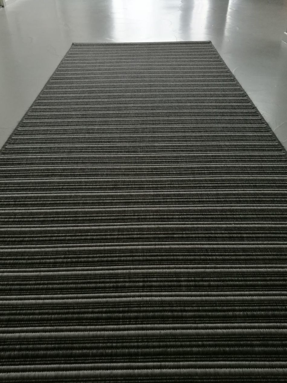 No People Close-up Indoors  Staircase Day Rug Materials Black & White Gray Floor White Color Indoors  Architecture Decoration