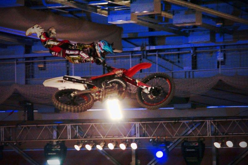 Freestyle Motocross Motocross Sport Night Of The Jumps