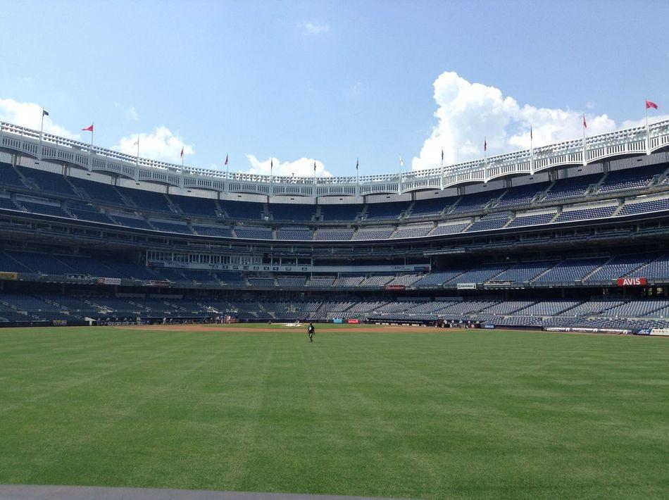 Stadium Yankees New York City Yankee Stadium Sport