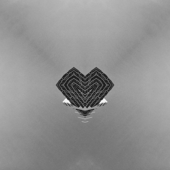 On the air Doubleexposure Double Exposure Symmetryporn Symmetry Symmetrical Abstract Art Abstractart Abstract Art Artistic Monochrome Monochromatic Blackandwhite Photography EyeEm Best Shots - Black + White Blackandwhite Black And White Black & White Rearchitseries Abstractarchitecture