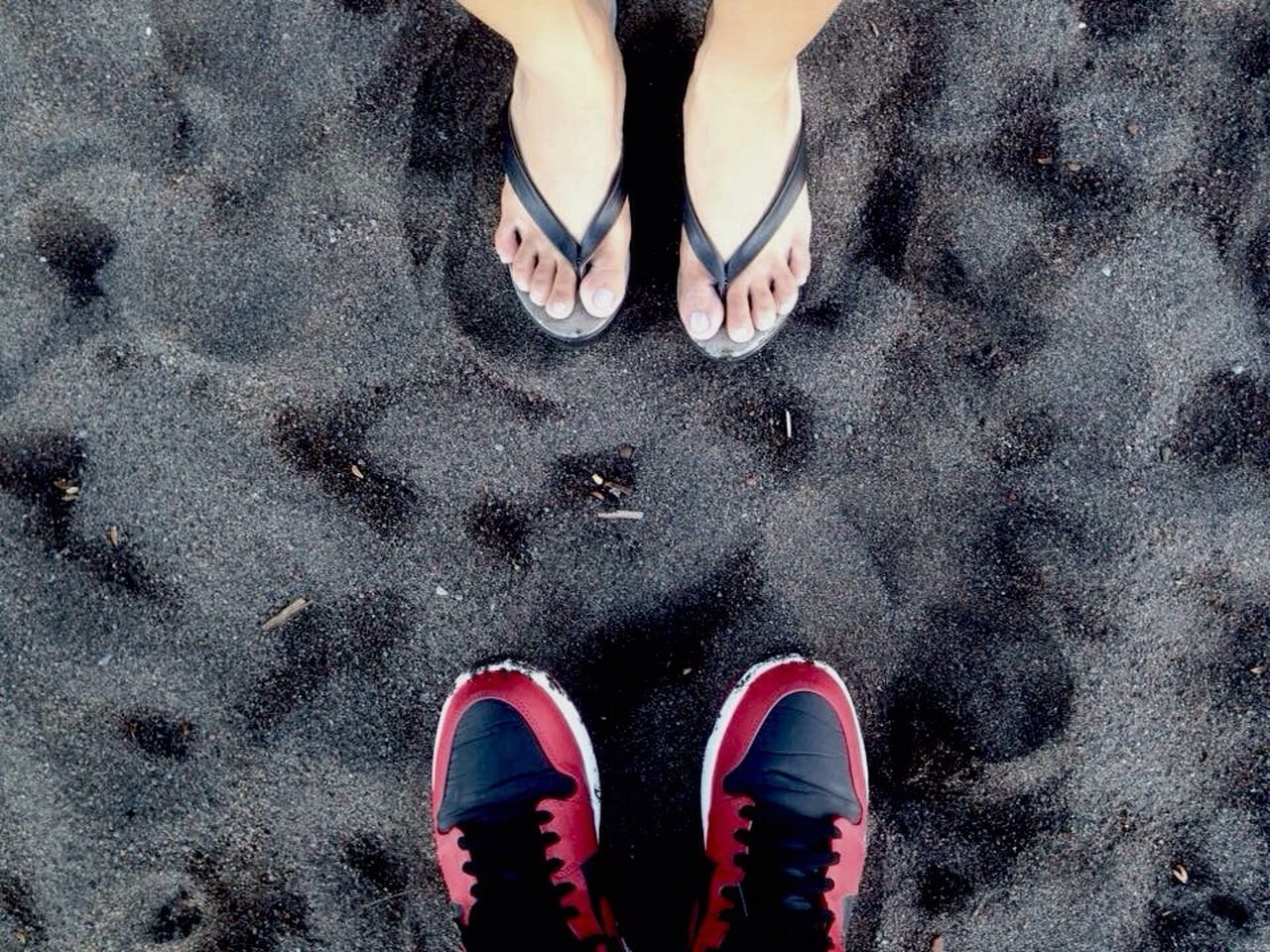Touch down Camiguin Camiguin Philippines Philippines Touch Down Couple Couplegoals Couples Shoot Couple Photography Couple Walking Coupletravels Feets Feet On The Ground Feet In The Sand Feet And Shoes Shoes Eyeem Market EyeEm Gallery Eyeem Philippines Eyeem Photography Trip Travel Photography Travel Photos Travel Memories