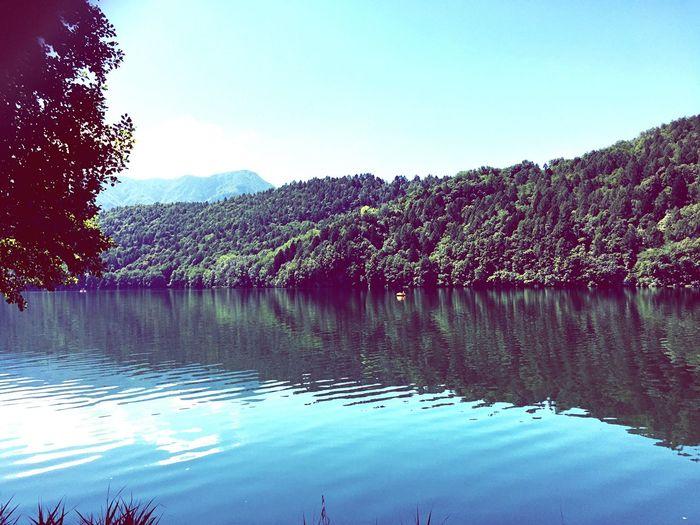 Lake Life Lake View Summer2015 Levico