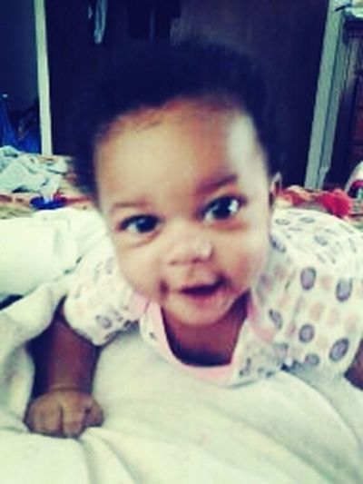 my beautiful niece Liberty