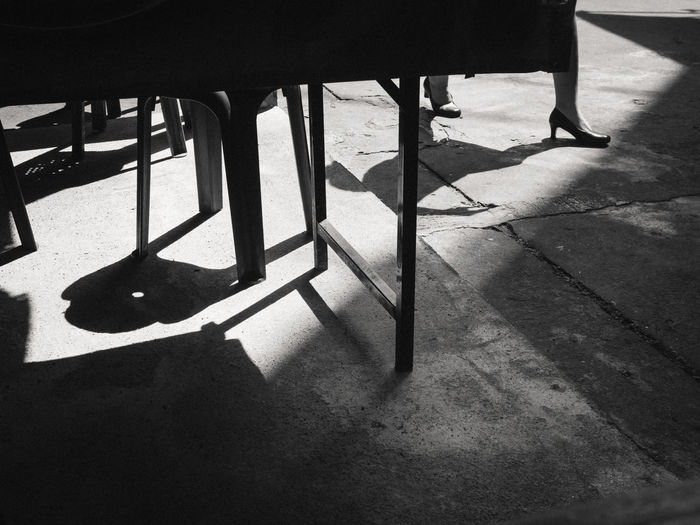 Chair Day Human Leg Indoors  Low Section Men One Person People Real People Shadow Sunlight