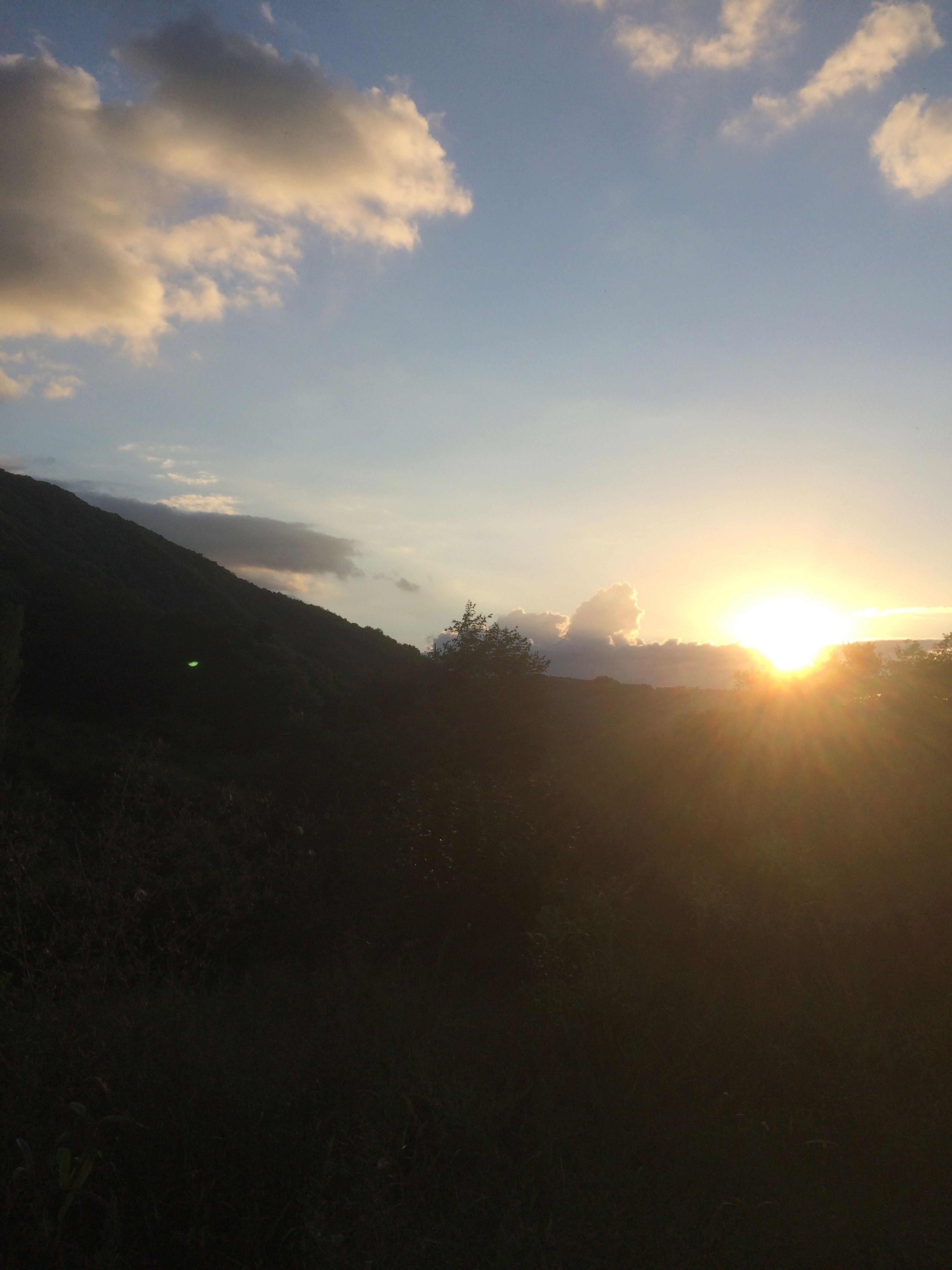 Sunlight Beauty In Nature Landscape Cloud