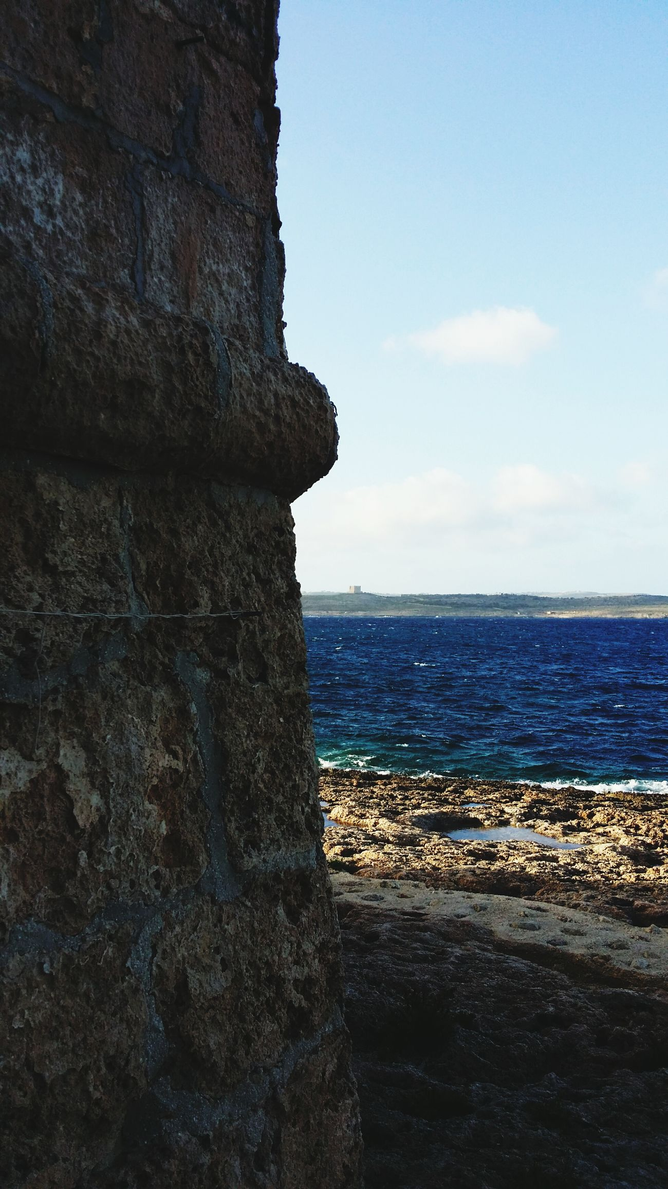 Fortress Medieval Medieval Architecture Fort Malta<3 Malta Malta♥ Fortress Of Stone Fortress In Europe Fortress Europe Cominotower Comino Cominoisland Seaview Sea Seaviews
