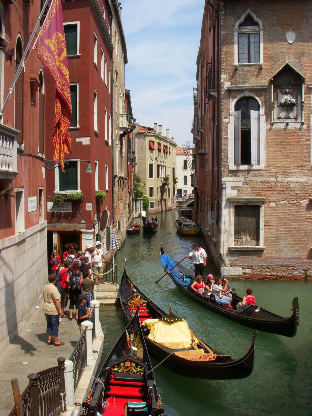 City Life Community Culture Gondolas Residential District Selective Focus Streets Of Water Urban Venice Venice, Italy Water Flying High