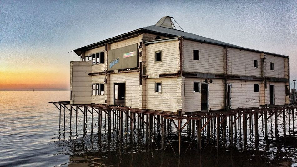 Sunset Architecture Water Building Exterior Outdoors Quilmes2016 Quilmes Atardecer Buenosaires Sky Buenos Aires, Argentina  Afternoon Buenos Aires