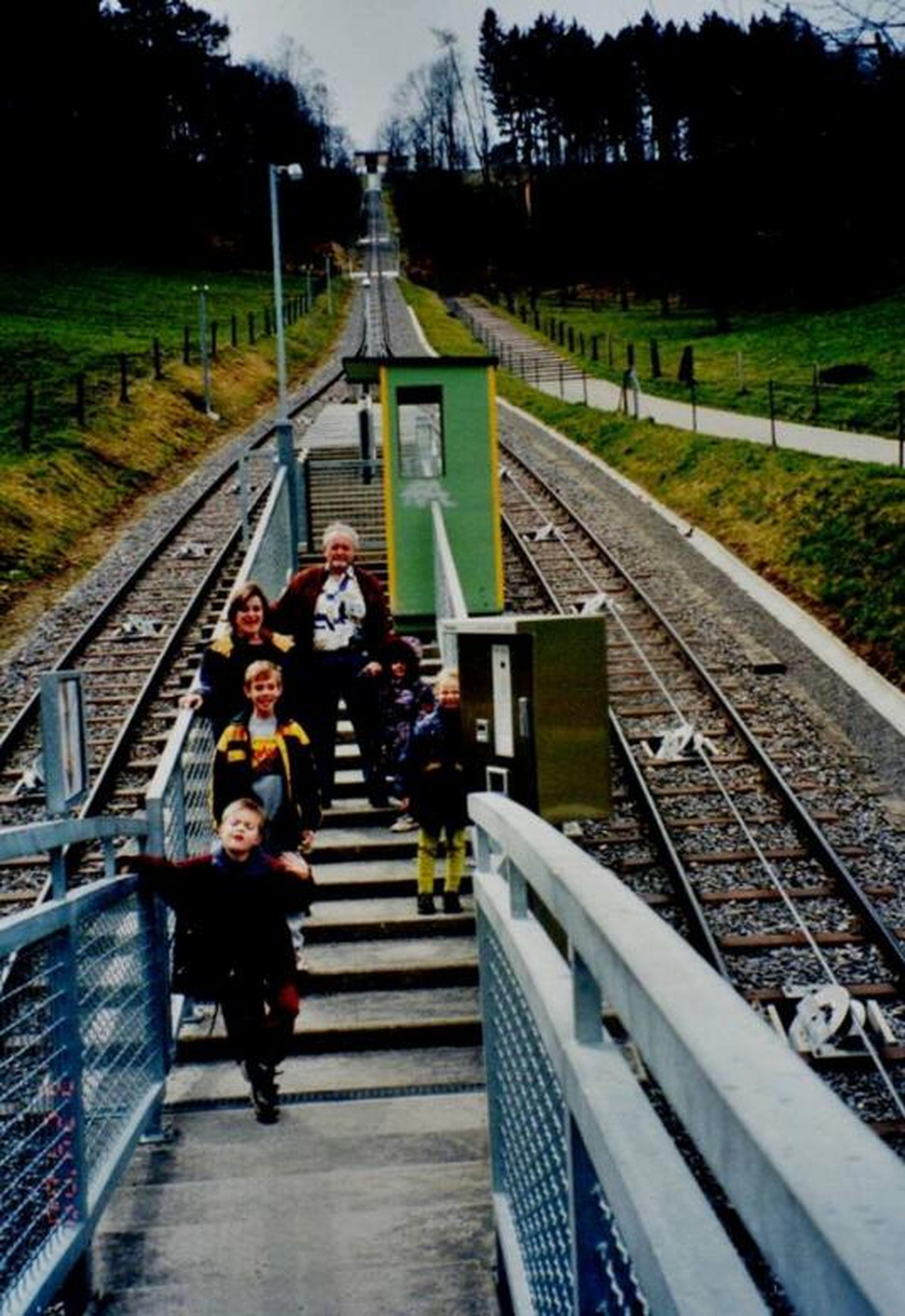 Want to go backk Train Tracks Travel