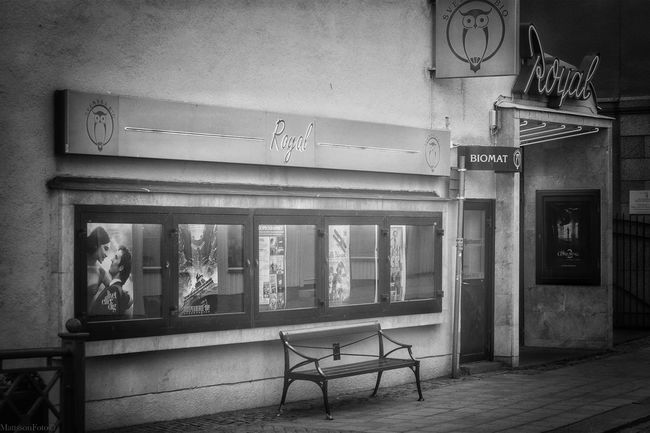 Taking Photos Hello World Cheese! Building Structures Building Movie Theater Nikonphotography Sweden 500px Summer City Street Nikon Outdoor Photography Painting With A Camera Blackandwhite Movies Tonight Beautiful