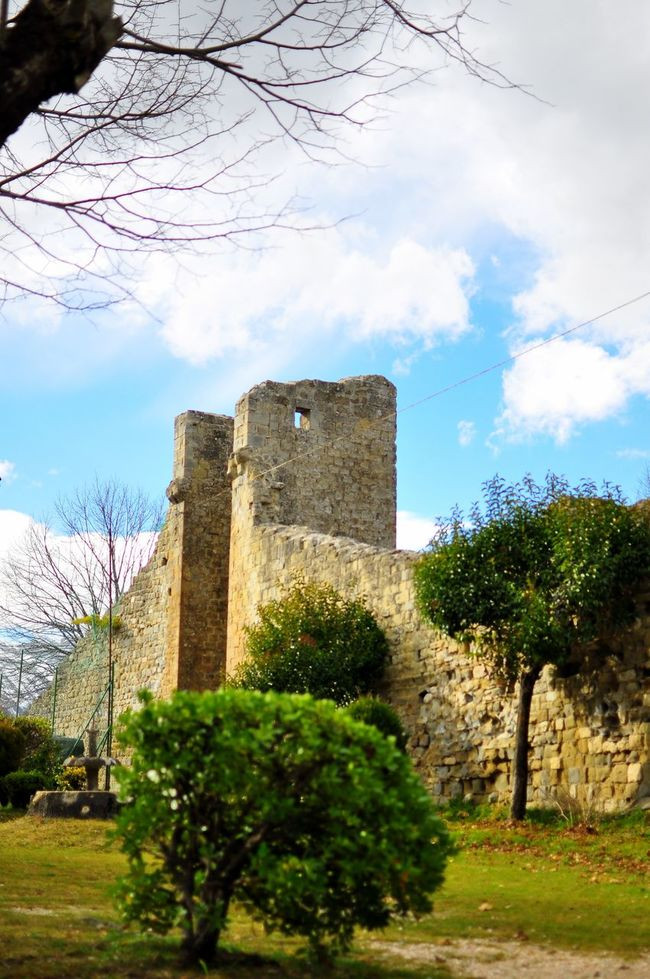 Architecture Built Structure Castle Fortified Wall Fortress Medieval Sky Travel Destinations