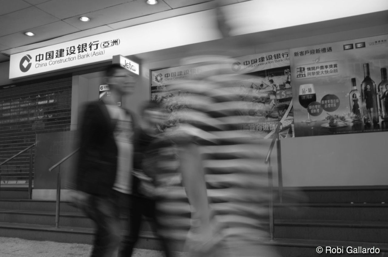 Black And White Blackandwhite Blackandwhite Photography Blurred Motion People Real People Street Art Street Photography Streetphoto_bw Streetphotography