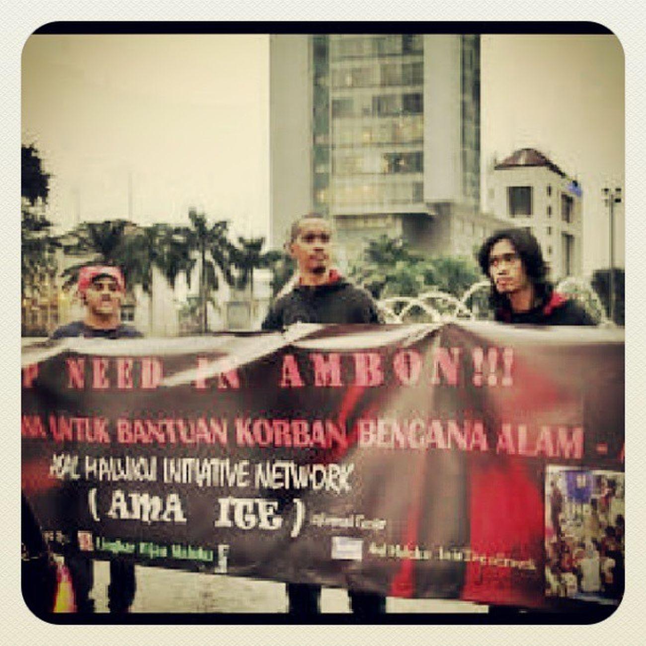 Maluku  INDONESIA Pencariandana Kolektif BundaranHati