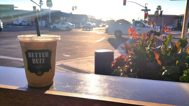 Good morning San Diego! Better Buzz Coffee San Diego Best Drink Ever