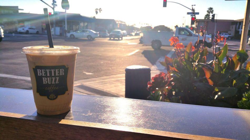 Good morning San Diego! Better Buzz Coffee San Diego Best Drink Ever