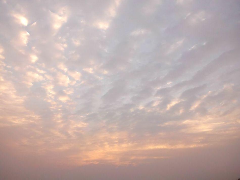Beautiful evening skies. Puri Relaxing Enjoying The Sunset Hello World Nofilter#noedit Nofilter Sunsets India Incredible India Orissa