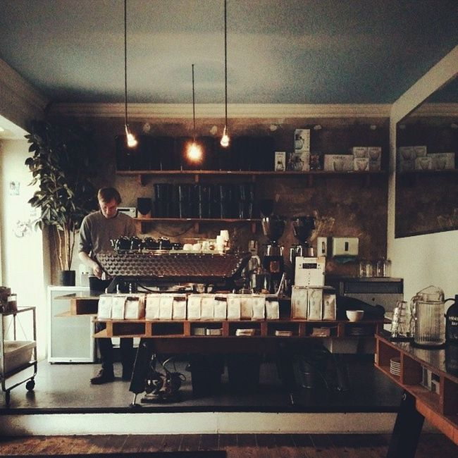 Hipster coffee für alle! Coffee Berlin