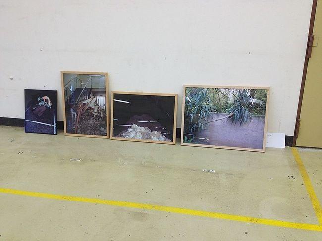 Exhibition Quelle  Quellkollektiv Working