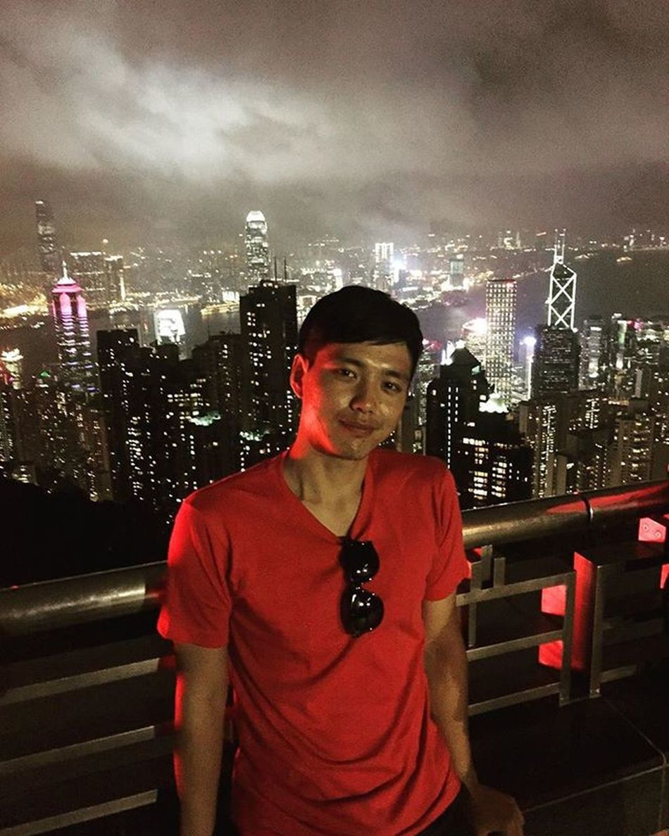 太平山夜景 世界之最 真的蠻感動的 3天旅程 😁😎 太平山夜景🌃 小腿肌爆裂 百萬燈火