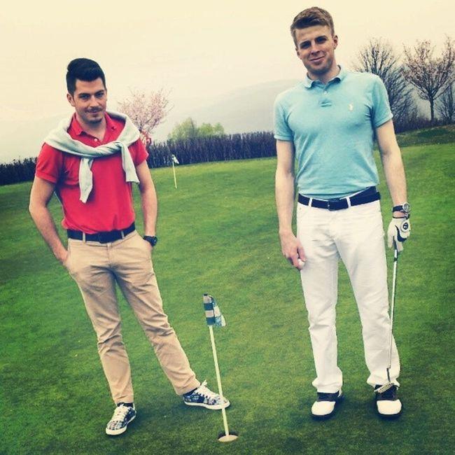 Golf Buddies Golfresort Karlstejn praha prague