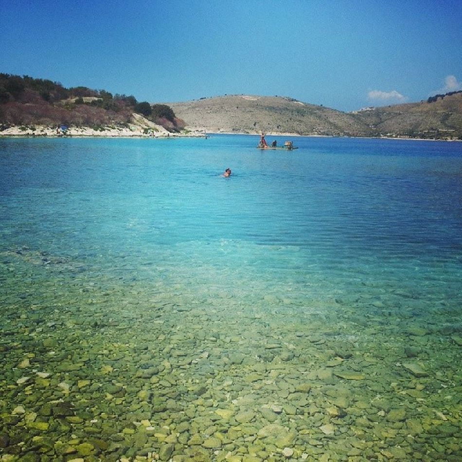 Porto Palermo, Albania Summer Visitalbania Albania Land Landscape Nature Travel Travel Destinations Beach Sea Sun