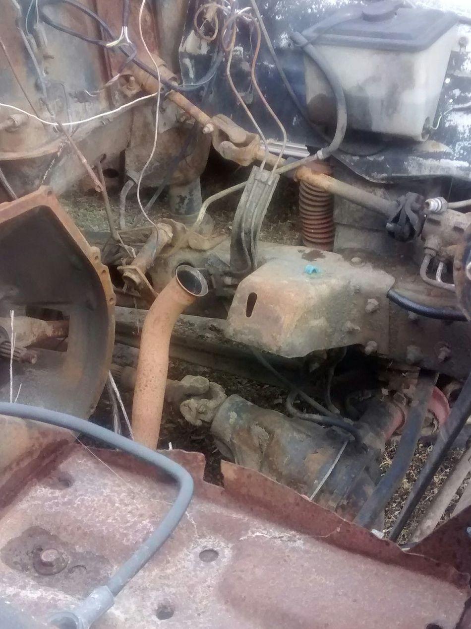 Old Truck Classic Rusty Autos Custom No Engine Hobby Truck