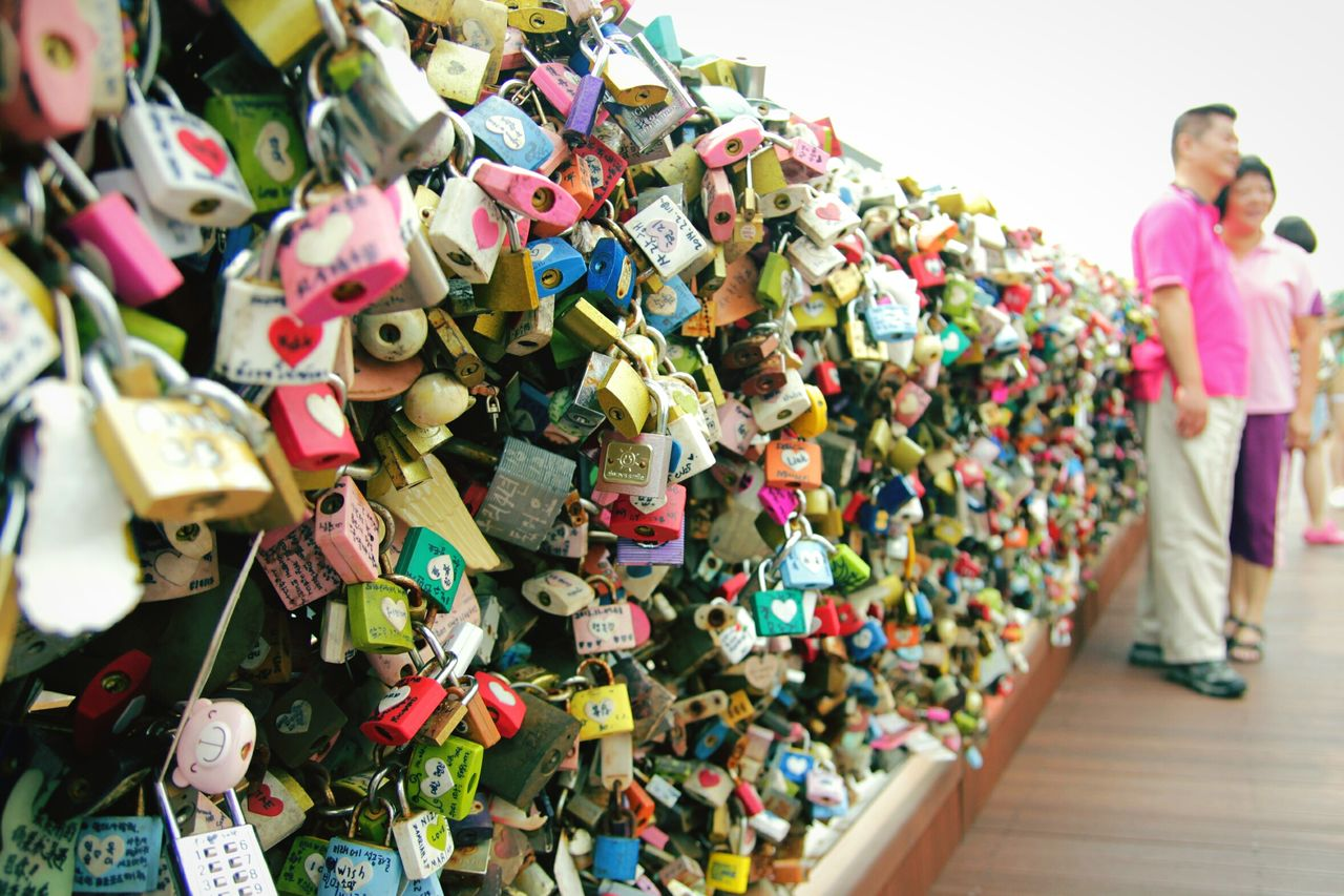 Commitment of Love Love Hope - Concept Padlock Abundance Love Lock Large Group Of Objects Togetherness Multi Colored Travel Outdoors Lock Choice Day Trust Close-up Friendship EyeEmNewHere People Vacations Summer People Photography City Life City Adult Korean