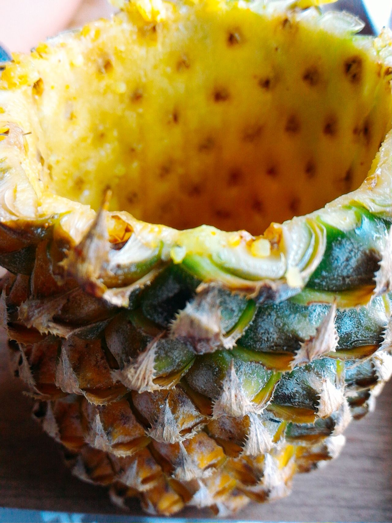 Close-up No People Freshness Food Fruit Fruit Photography Pineapple🍍 Pineapple Ananas EyeEm Fruit Collection Eyeem Fruits