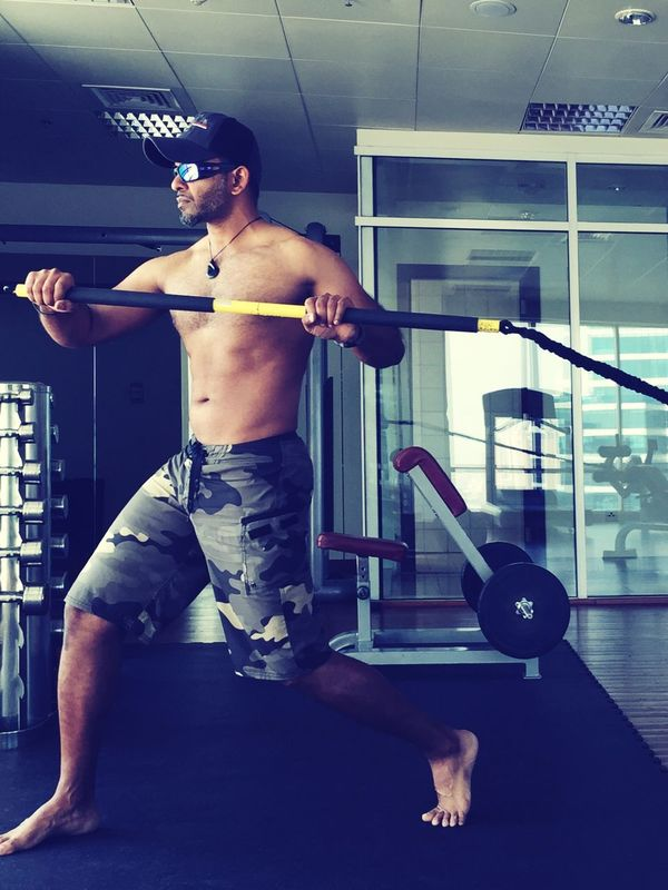 Rotation power Trx Training Trxparveez Body & Fitness Fitnessmodel Mens Fitness
